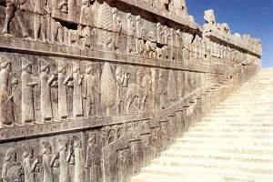 A Section of the relief