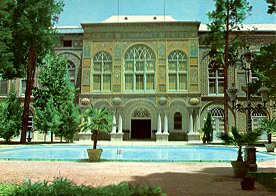Golestan Palace and Gardens