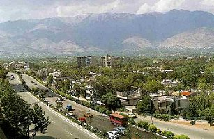 A view from north Tehran